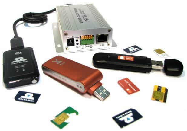 3G модуль для видеонаблюдения